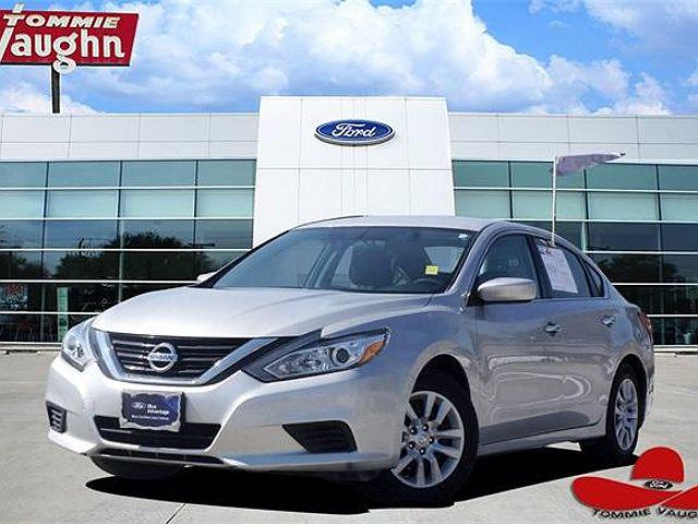 2017 Nissan Altima 2.5 S for sale in Houston, TX