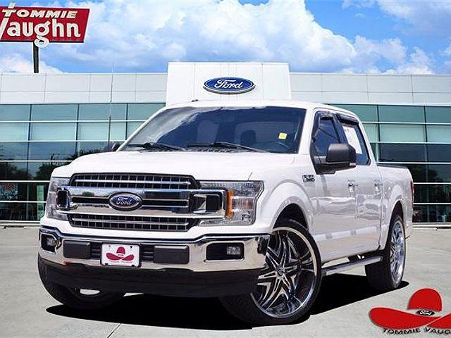 2018 Ford F-150 XLT for sale in Houston, TX