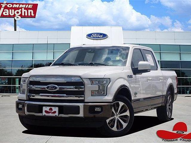 2015 Ford F-150 King Ranch for sale in Houston, TX