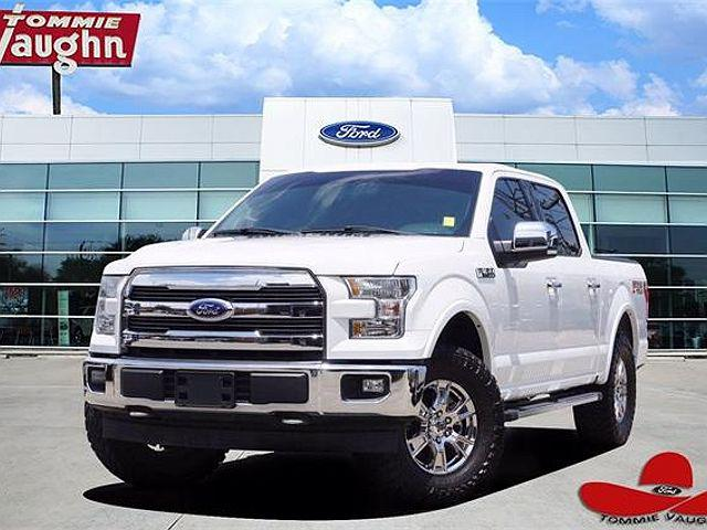 2017 Ford F-150 Lariat for sale in Houston, TX