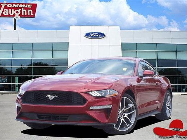 2018 Ford Mustang EcoBoost for sale in Houston, TX