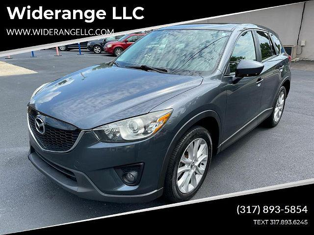 2013 Mazda CX-5 Grand Touring for sale in Greenwood, IN