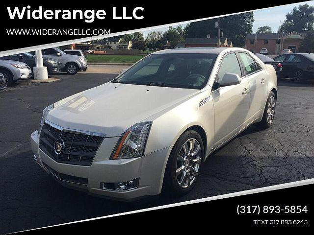 2008 Cadillac CTS AWD w/1SB for sale in Greenwood, IN