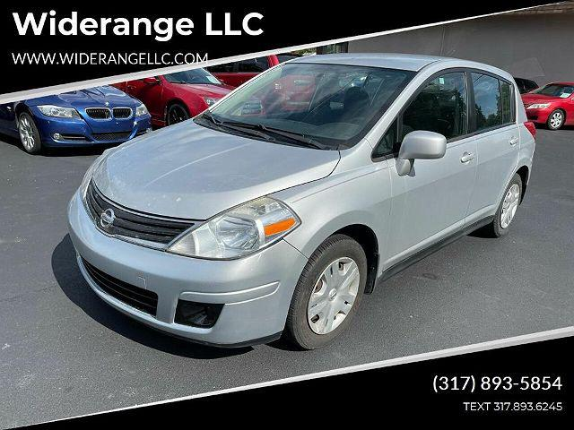 2011 Nissan Versa 1.8 S for sale in Greenwood, IN