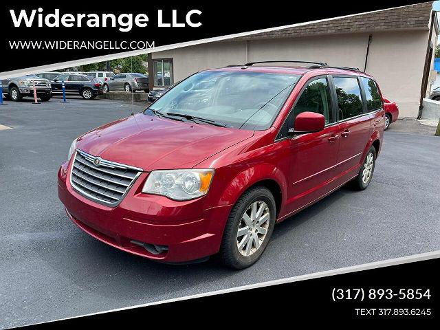 2008 Chrysler Town & Country for sale near Greenwood, IN