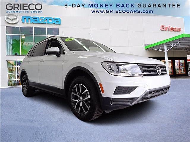 2020 Volkswagen Tiguan SE/SEL for sale in Delray Beach, FL