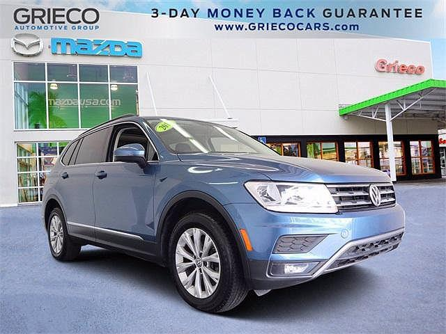 2018 Volkswagen Tiguan SEL/SE for sale in Delray Beach, FL