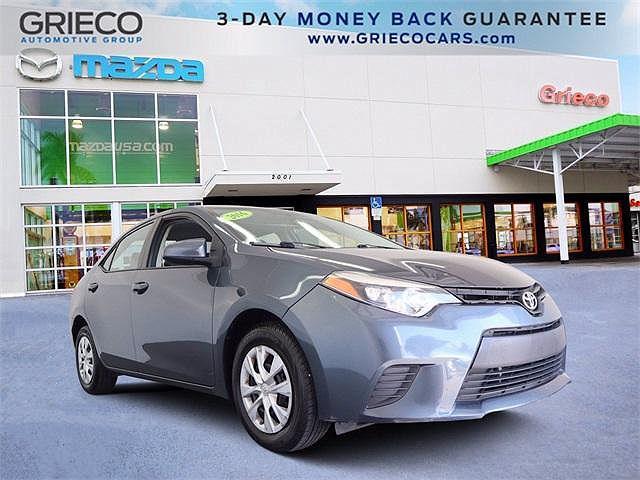 2016 Toyota Corolla L for sale in Delray Beach, FL