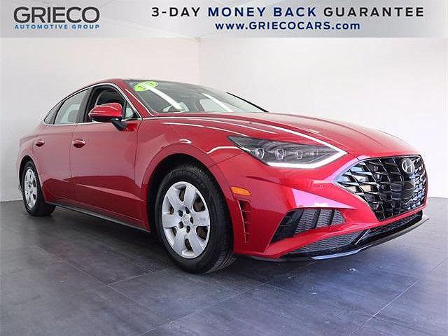 2021 Hyundai Sonata Limited for sale in Delray Beach, FL