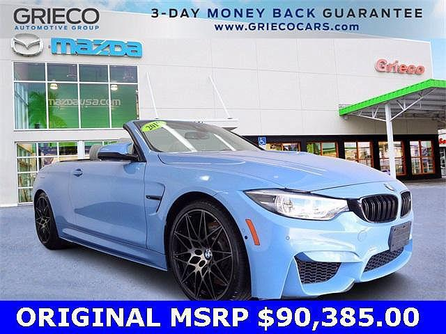 2019 BMW M4 Convertible for sale in Delray Beach, FL