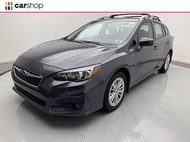2018 Subaru Impreza Premium for sale in Glen Mills, PA