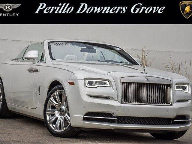 2017 Rolls-Royce Dawn Convertible for sale in Downers Grove, IL