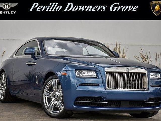 2016 Rolls-Royce Wraith 2dr Coupe for sale in Downers Grove, IL