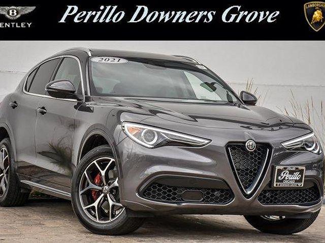 2021 Alfa Romeo Stelvio Ti for sale in Downers Grove, IL