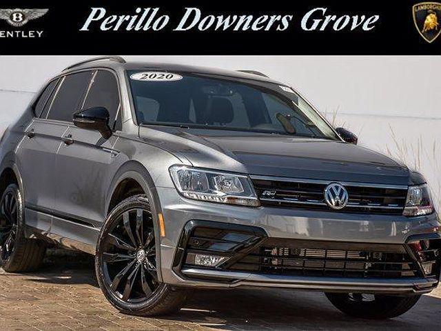 2020 Volkswagen Tiguan SE for sale in Downers Grove, IL