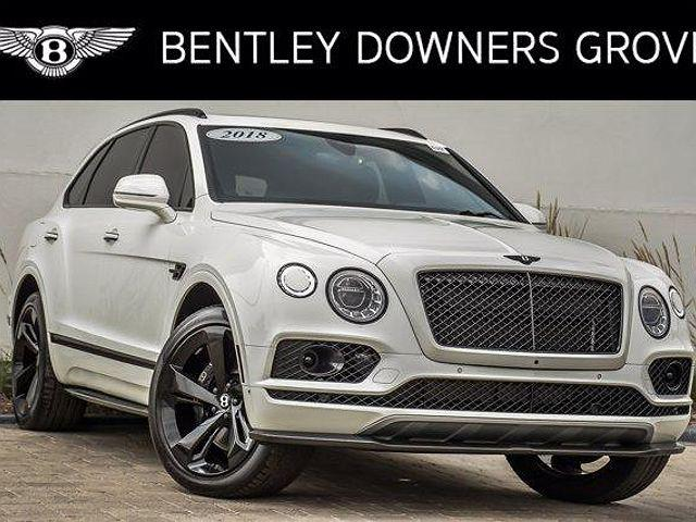 2018 Bentley Bentayga Mulliner for sale in Downers Grove, IL