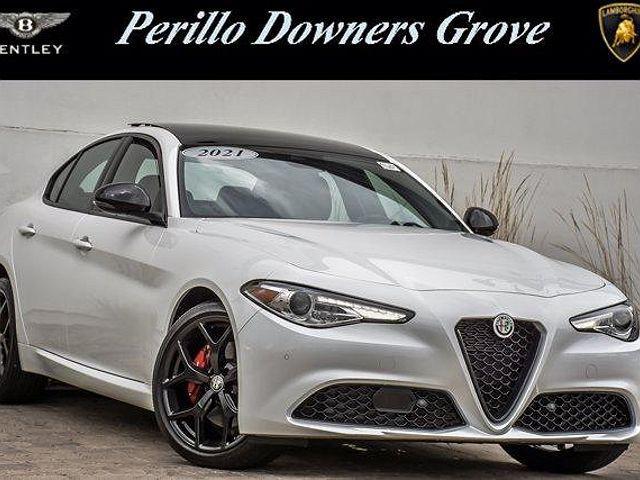 2021 Alfa Romeo Giulia Ti for sale in Downers Grove, IL