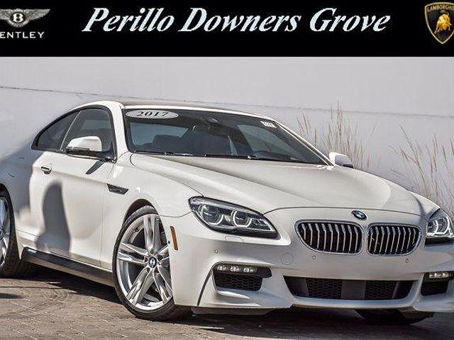 2017 BMW 6 Series 640i xDrive for sale in Downers Grove, IL