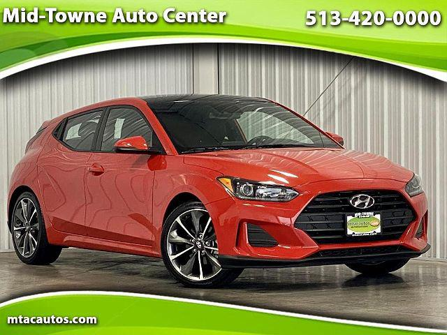 2019 Hyundai Veloster 2.0 Premium for sale in Middletown, OH
