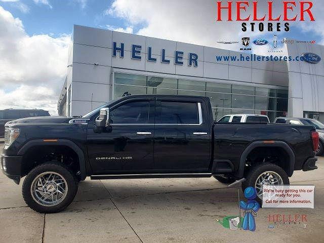 2021 GMC Sierra 3500HD for sale near El Paso, IL