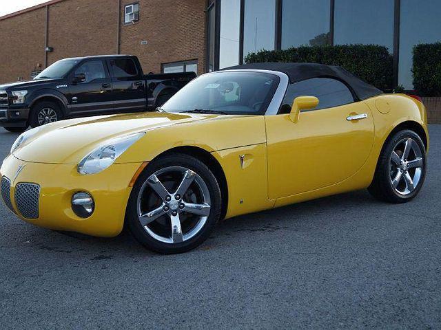 2007 Pontiac Solstice 2dr Convertible for sale in Nashville, TN