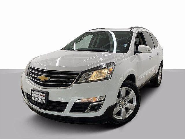 2017 Chevrolet Traverse LT for sale in Portland, OR