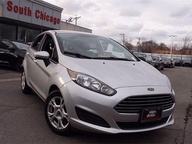 2015 Ford Fiesta SE for sale in Chicago, IL