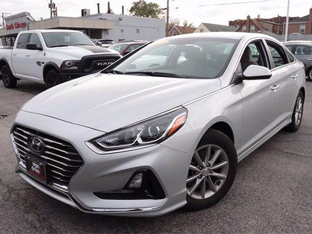 2019 Hyundai Sonata for sale near Chicago, IL