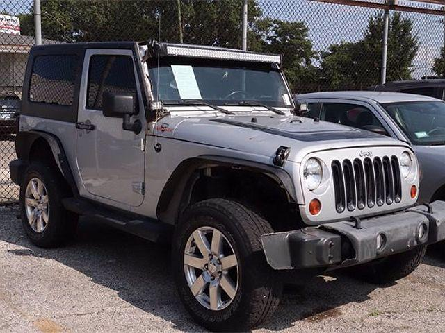 2008 Jeep Wrangler for sale near Chicago, IL