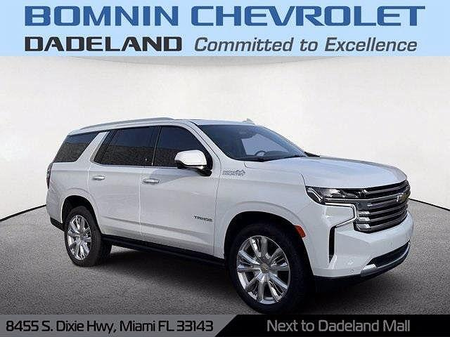 2021 Chevrolet Tahoe High Country for sale in Miami, FL