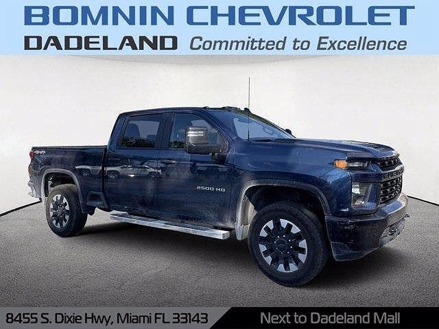 2020 Chevrolet Silverado 2500HD Custom for sale in Miami, FL