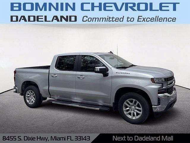 2019 Chevrolet Silverado 1500 LT for sale in Miami, FL