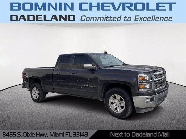 2015 Chevrolet Silverado 1500 LT for sale in Miami, FL