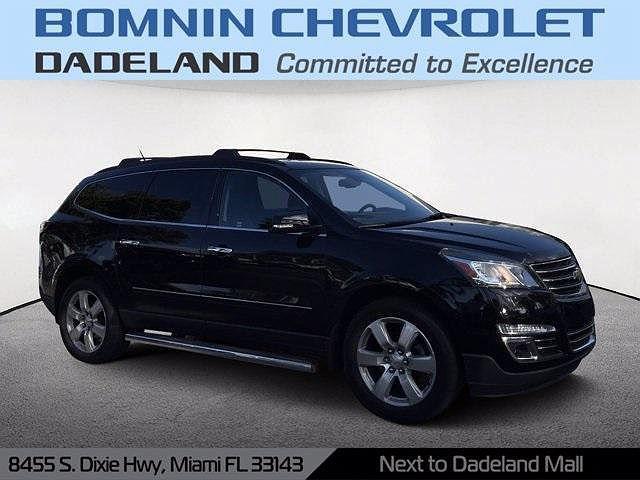 2017 Chevrolet Traverse Premier for sale in Miami, FL