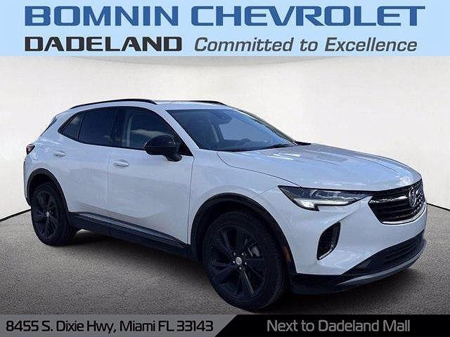 2021 Buick Envision Preferred for sale in Miami, FL