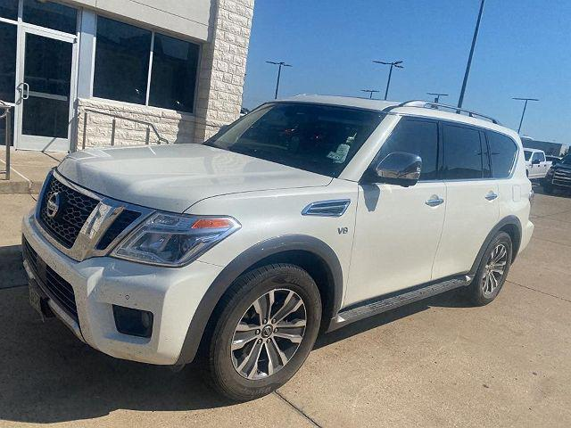 2017 Nissan Armada SL for sale in Mesquite, TX