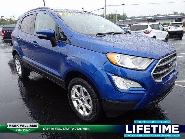 2018 Ford EcoSport SE for sale in Cincinnati, OH