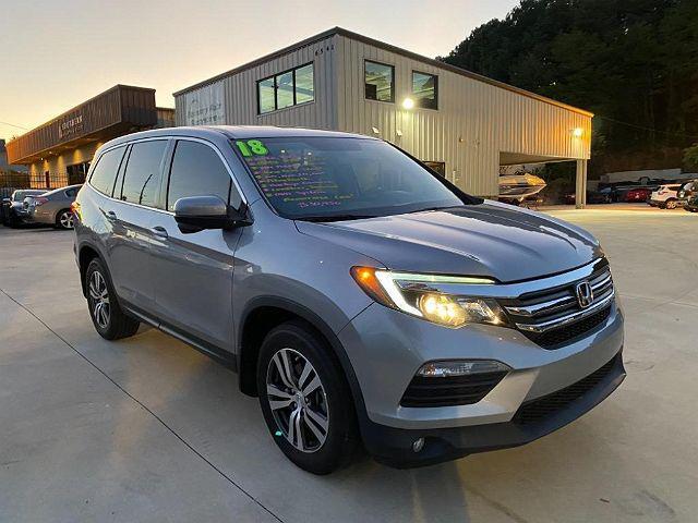 2018 Honda Pilot EX-L for sale in Chattanooga, TN