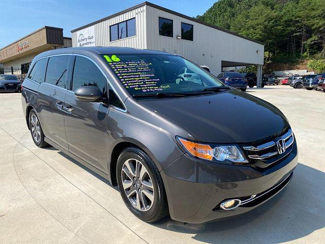 2016 Honda Odyssey Touring for sale in Chattanooga, TN