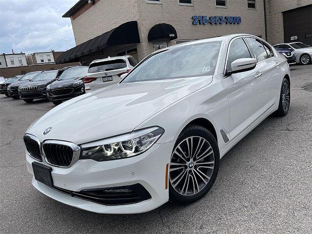 2018 BMW 5 Series 530i xDrive for sale in Philadelphia, PA