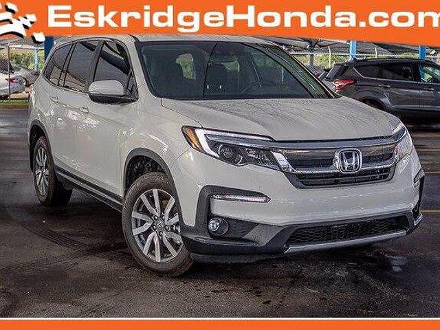 2019 Honda Pilot EX-L for sale in Oklahoma City, OK