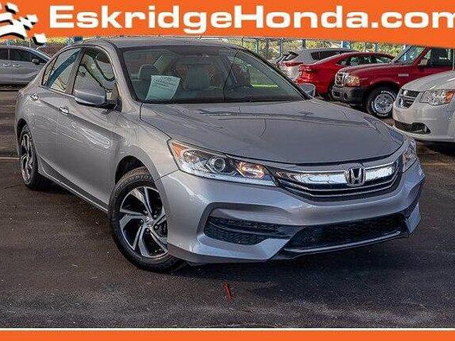 2016 Honda Accord Sedan LX for sale in Oklahoma City, OK