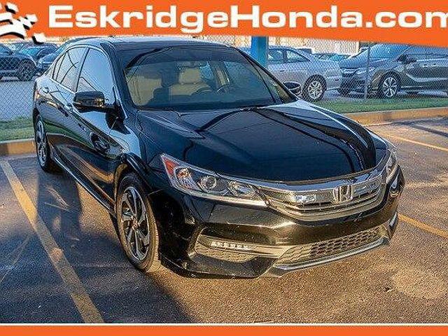 2017 Honda Accord Sedan EX-L for sale in Oklahoma City, OK