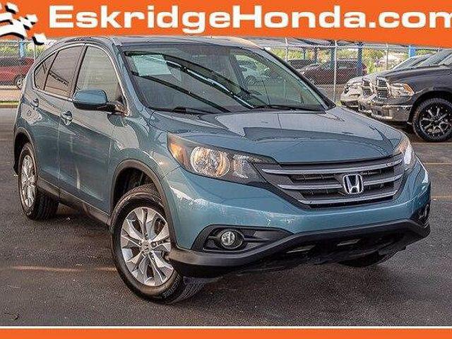 2014 Honda CR-V EX-L for sale in Oklahoma City, OK