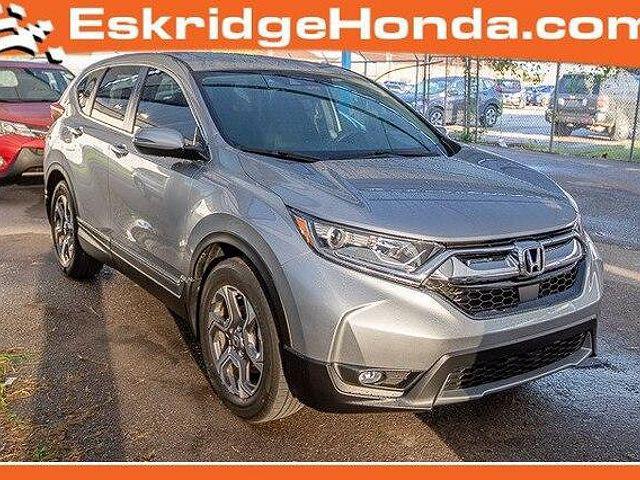 2019 Honda CR-V EX for sale in Oklahoma City, OK