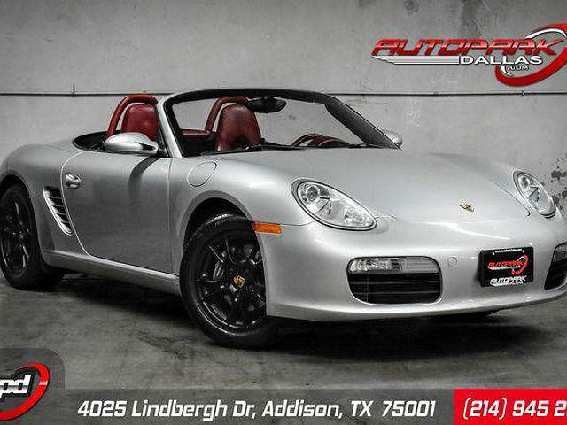 2006 Porsche Boxster 2dr Roadster for sale in Addison, TX