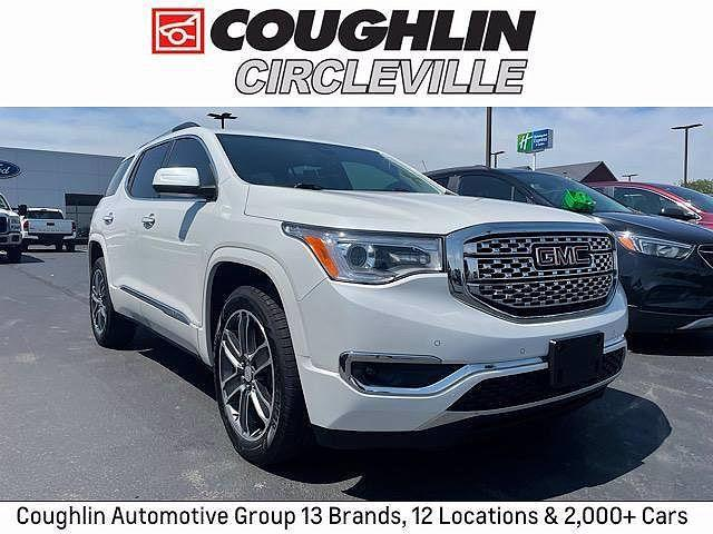 2017 GMC Acadia Denali for sale in Circleville, OH