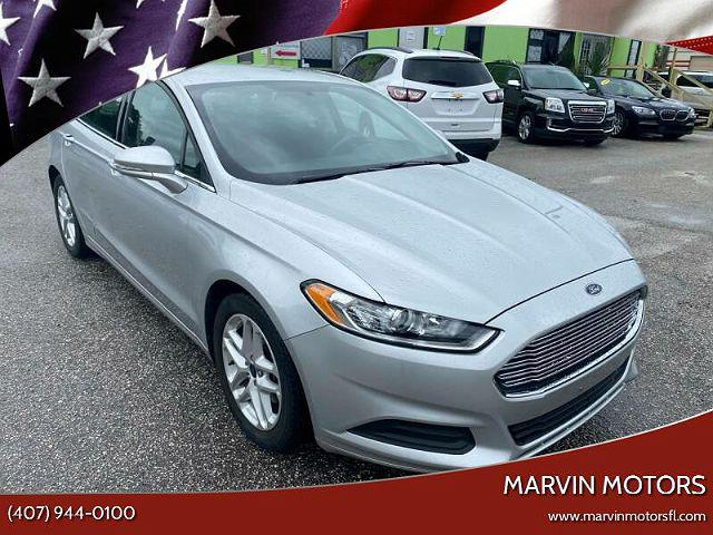 2016 Ford Fusion SE for sale in Kissimmee, FL