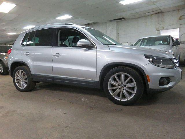 2012 Volkswagen Tiguan SE for sale in Pennsauken, NJ