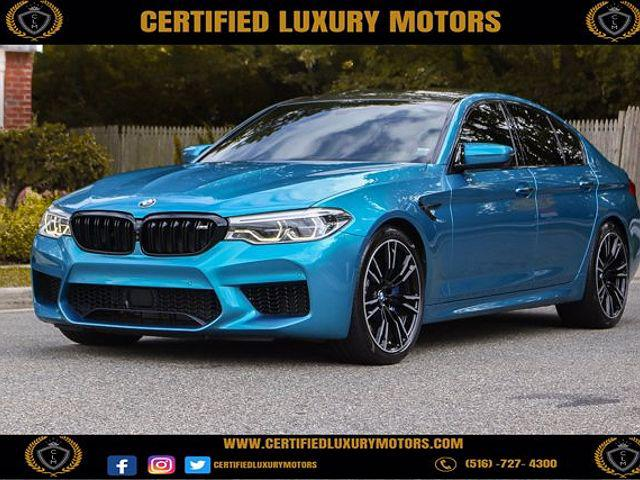 2018 BMW M5 Sedan for sale in Great Neck, NY